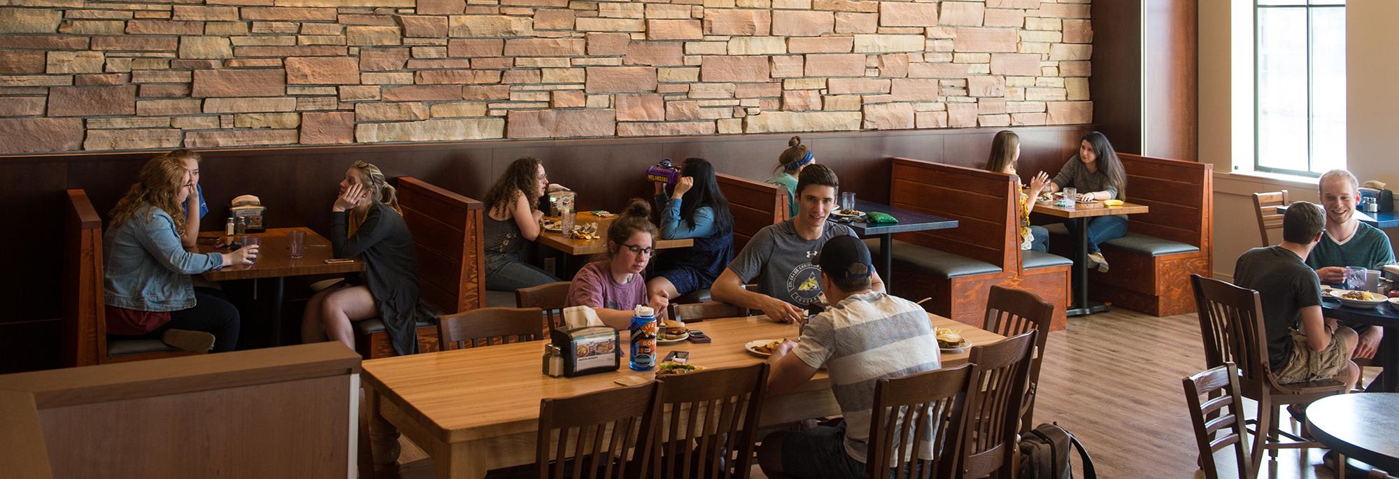 Meal Plans Colorado Christian University